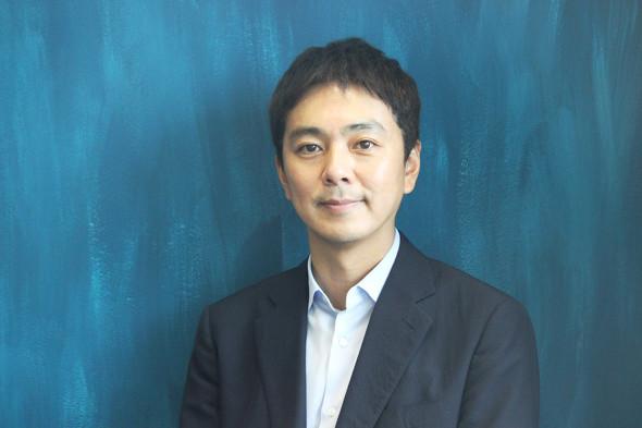 福田康隆氏