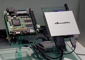 引き合いの多さから生まれたWindows CE 5.0開発スタータキット