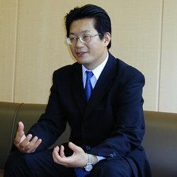 モンタビスタソフトウエアジャパン代表取締役社長 有馬仁志氏