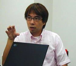 京都マイクロコンピュータ 東京オフィスゼネラルマネージャ 辻邦彦氏
