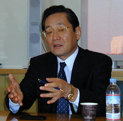 ウインドリバー 代表取締役社長 藤吉実知和氏