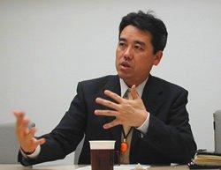 NECエレクトロニクス 第三システム事業本部デバイスSI事業部グループマネジャー(SI営業推進グループ) 田尻 明氏