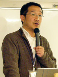 ETロボコン実行副委員長 渡辺 登氏