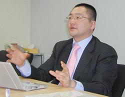 アプリックス CFO兼コーポレートコミュニケーション室室長 山科拓氏