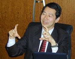 シンビアン 代表取締役社長 久晴彦氏