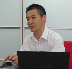 Opera Software 日本法人代表 冨田 龍起氏