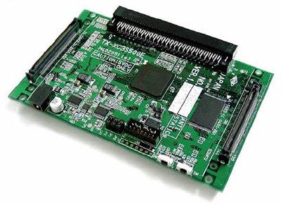 T-Engineオプションボード「TX-XC3S500E」