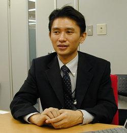 アットマークテクノ 代表取締役 実吉 智裕氏