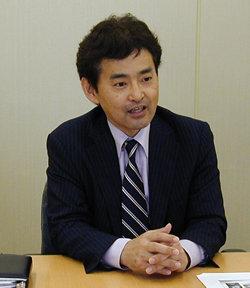 日本アルテラ マーケティング部ディレクター 堀内 伸郎氏