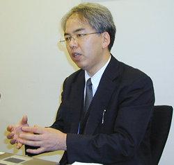フリースケール・セミコンダクタ・ジャパン 技術本部 本部長 友部 昭夫氏