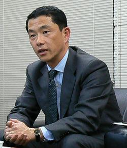 日本テキサス・インスツルメンツ ASP事業部 事業部長 神戸 肇氏