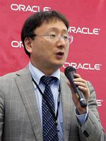 日本オラクル 製品戦略統括本部 アプリケーションビジネス推進本部 シニアディレクター 岡田行秀氏