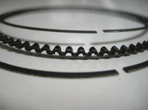 組み合わせ型オイルリング