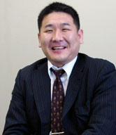 日立製作所 産業・流通システム事業部 部長代理 中塚 啓元氏
