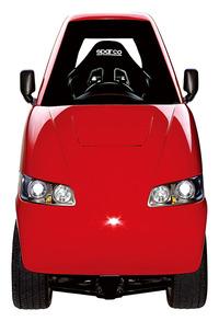 写真1 CommuterCars社のTango(提供:CommuterCars社)