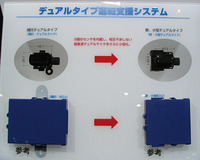 図13 松下電工のステアリング感応式クリアランスソナー