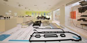 写真2 デュポンオートモーティブセンターの概観(提供:デュポン)