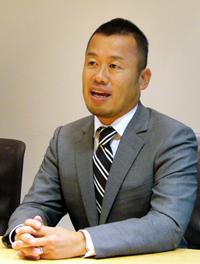ダッソー・システムズ リージョナルセールスディレクター 西村松師氏