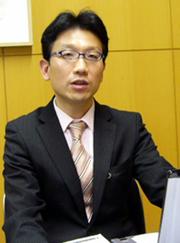 NEC 第一製造システム事業部 マネージャー 相馬史郎氏