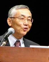 トヨタIT開発センター 最高顧問 財団法人 海外通信・放送コンサルティング協力 理事長 内海 善雄氏