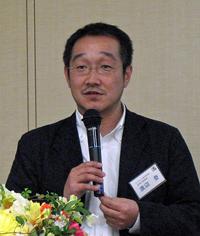 渡辺 登氏