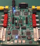 写真11「DT018054VD」を搭載した開発ボード