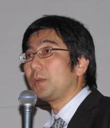 写真2 GSユアサの西山浩一氏