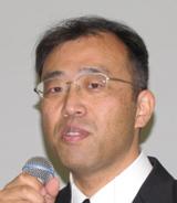 写真3 AESCの大上悦夫氏