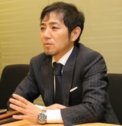 レッドベンド・ソフトウェア・ジャパン 阿部 一博 代表
