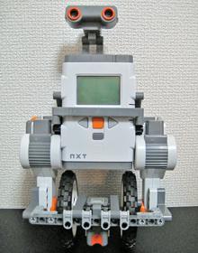 LEGO Mindstorms NXT(前)