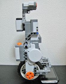 LEGO Mindstorms NXT(右側面)