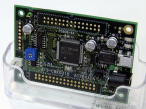 アンプ回路やUSB I/F、EEPROMを搭載した評価用キット