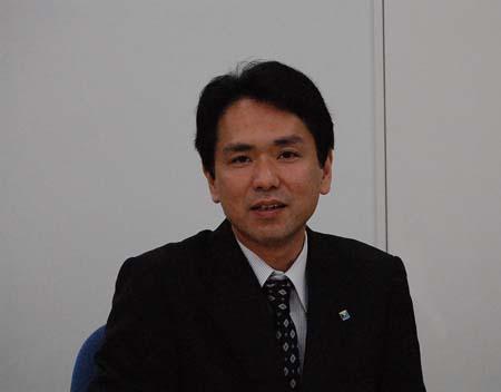 図研 営業本部 PLM営業部 部長 大沢岳夫氏