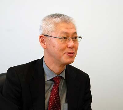 シーメンスPLMソフトウェアJP 代表取締役社長 三澤 一文氏