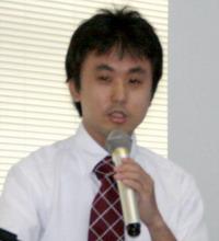 中山 浩太郎氏
