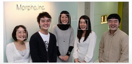 顔検出機能「FaceSolid」