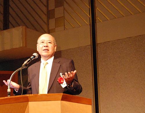 青山学院大学 総合研究所 客員研究員 アプライド ブリッジ代表 野尻 寛氏