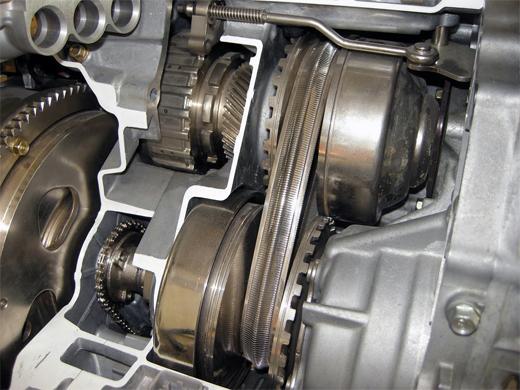燃費向上に貢献するCVTは、嫌われ者 (1/3) - MONOist(モノイスト)