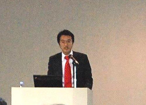 日本インフォア・グローバル・ソリューションズ 代表取締役社長 村上 智氏