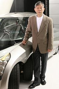 SIM-Drive社長の清水浩氏