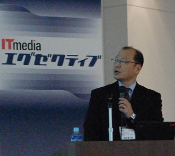 三菱自動車工業 開発本部 EV・パワートレインシステム技術部 担当部長 和田 憲一郎氏
