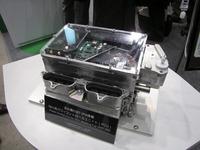 写真3「レクサスGS450h」のパワーコントロールユニット