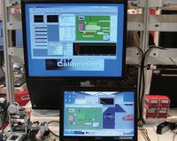 写真13「Simulink XCPサーバー」のデモ