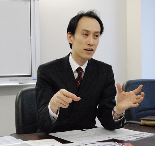 リード エグジビジョン ジャパン 事務局長 島田周平氏