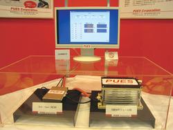 写真7ピューズのLiイオン電池システム