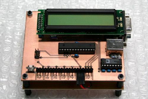 各種センサを制御するマイコンボード