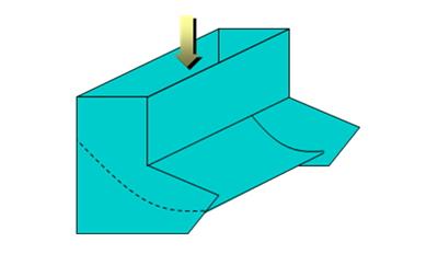 図1 重力送り箱