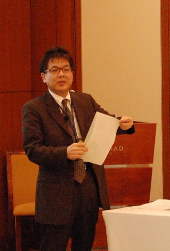 一橋大学 イノベーション研究センター教授 延岡 健太郎氏