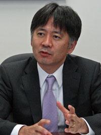 マカフィー パートナー営業統括本部 パートナーSE シニアエンジニア 二宮 秀一郎氏