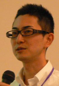 刈谷 圭氏